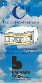 Comfort Coil Cushions